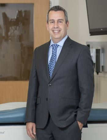 Jeffrey Berger, MD, MBA, chair of the Department of Anesthesiology and Critical Care Medicine